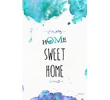 HOME SWEET HOME (OM) Bird edition Photographic Print