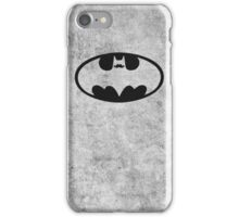 Bat-touch iPhone Case/Skin