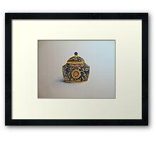 The Imperials 'Miniature' Hexagon Urn No 2 © Patricia Vannucci 2008  Framed Print