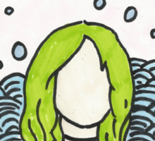 The Ocean - Tonight Alive Sticker