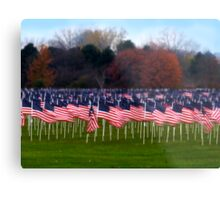 For the Soldiers Metal Print