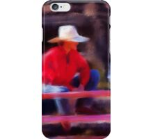 Rodeo Cowboys iPhone Case/Skin