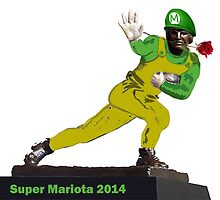 Mariota Heisman Winner - Rose Bowl Edition by Alberto Torres