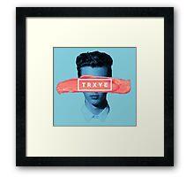 TRXYE Album Art Framed Print