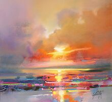 Diminuendo Sky Study by scottnaismith