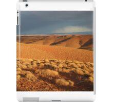 Behind Sunset 1 iPad Case/Skin