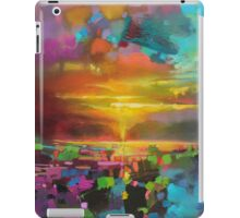 Saturate iPad Case/Skin
