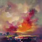 Magenta Crescendo by scottnaismith