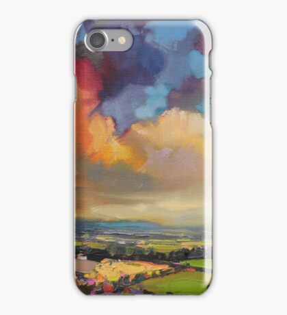 Fife Fields iPhone Case/Skin