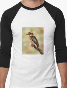 Kookaburra Men's Baseball ¾ T-Shirt