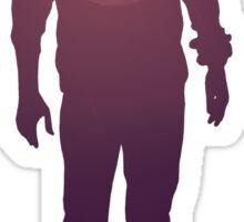 Delsin Rowe Silhouette #2 Sticker