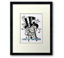 Motorhead - Ace Of Spades Framed Print