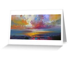 Uig Clouds Greeting Card