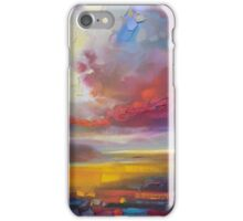 Uig Clouds iPhone Case/Skin