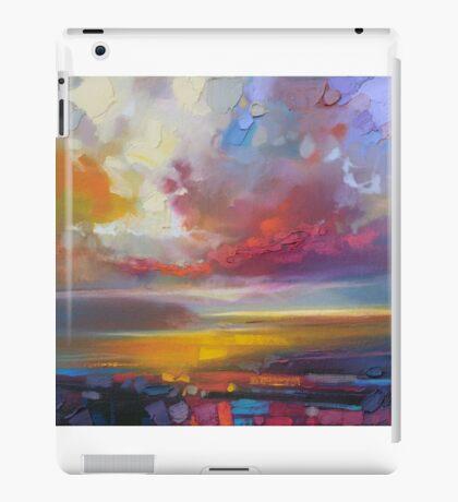 Uig Clouds iPad Case/Skin