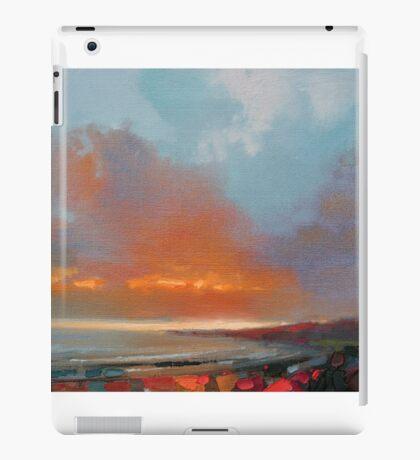 Tiree Sunset iPad Case/Skin