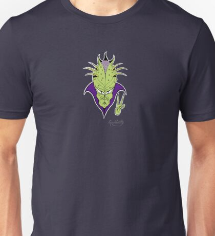 Alien Peace Unisex T-Shirt