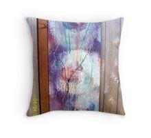 Outdoor Art Series 1R Gate Throw Pillow