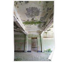asylum corridor Poster