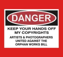 Keep Your Hands Off My Copyrights by Dave Moilanen