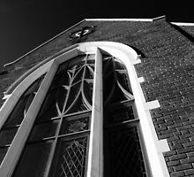 Seaman's Church, Charleston, SC by Benjamin Padgett