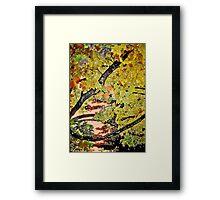 Trees #10 Framed Print