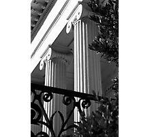 Hibernian Iron & Columns No. 7 Photographic Print
