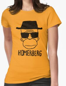 Homerberg Womens Fitted T-Shirt