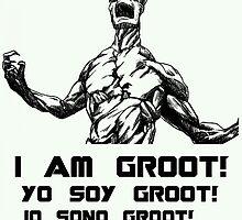 I am Groot! / Yo soy Groot! by DABC