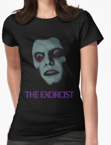 The Exorcist - Pazuzu Version Womens Fitted T-Shirt