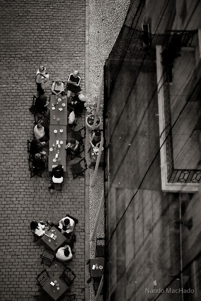 La Famiglia by Nando MacHado