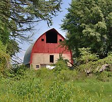 Quaker Barn by stopthat