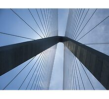 New Cooper River Bridge No. 1 Photographic Print
