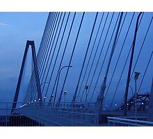 New Cooper River Bridge No. 2 Photographic Print