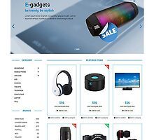E Gadget Templates by Sites Simply