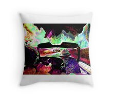 Fear and Loathing  Throw Pillow