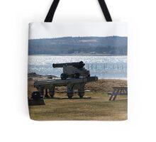 NC Cannon Tote Bag
