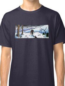 Weapon X escapes Classic T-Shirt