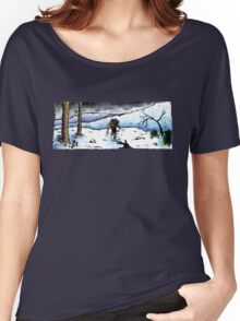 Weapon X escapes Women's Relaxed Fit T-Shirt