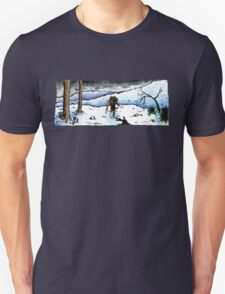Weapon X escapes T-Shirt