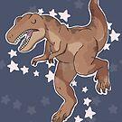 Star-Rex by Clair C