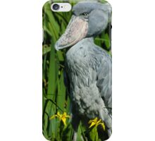 Shoebill Stork iPhone Case/Skin