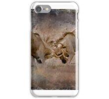 Wildebeest Texture iPhone Case/Skin