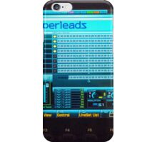 Super Leads  iPhone Case/Skin