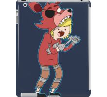 What Time Is It? Foxy Time!! iPad Case/Skin