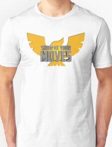 SHOW ME YOUR MOVES! - Captain Falcon T-Shirt