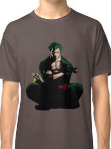Zoro One Piece Classic T-Shirt