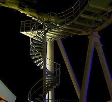 roller coaster stairs by vincent bruno