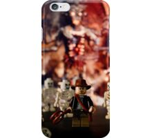 ...They're Behind Me, Aren't They... iPhone Case/Skin