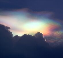 Prism in the Sky by Kurt Bippert